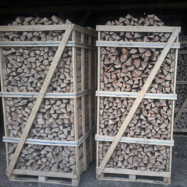 Купить дрова в ящиках (цена за 1 складометр)   ICOAL - продажа твердого топлива